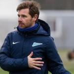 ZENITH ST PETERSBOURG – Entrainer les centres et les reprises devant le but par André Villas Boas