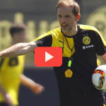 VIDEO BORUSSIA DORTMUND – Jeu de position 6 contre 6 + 3 par Thomas Tuchel