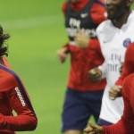 PARIS SG – Entrainement physique intégré sous forme de jeu