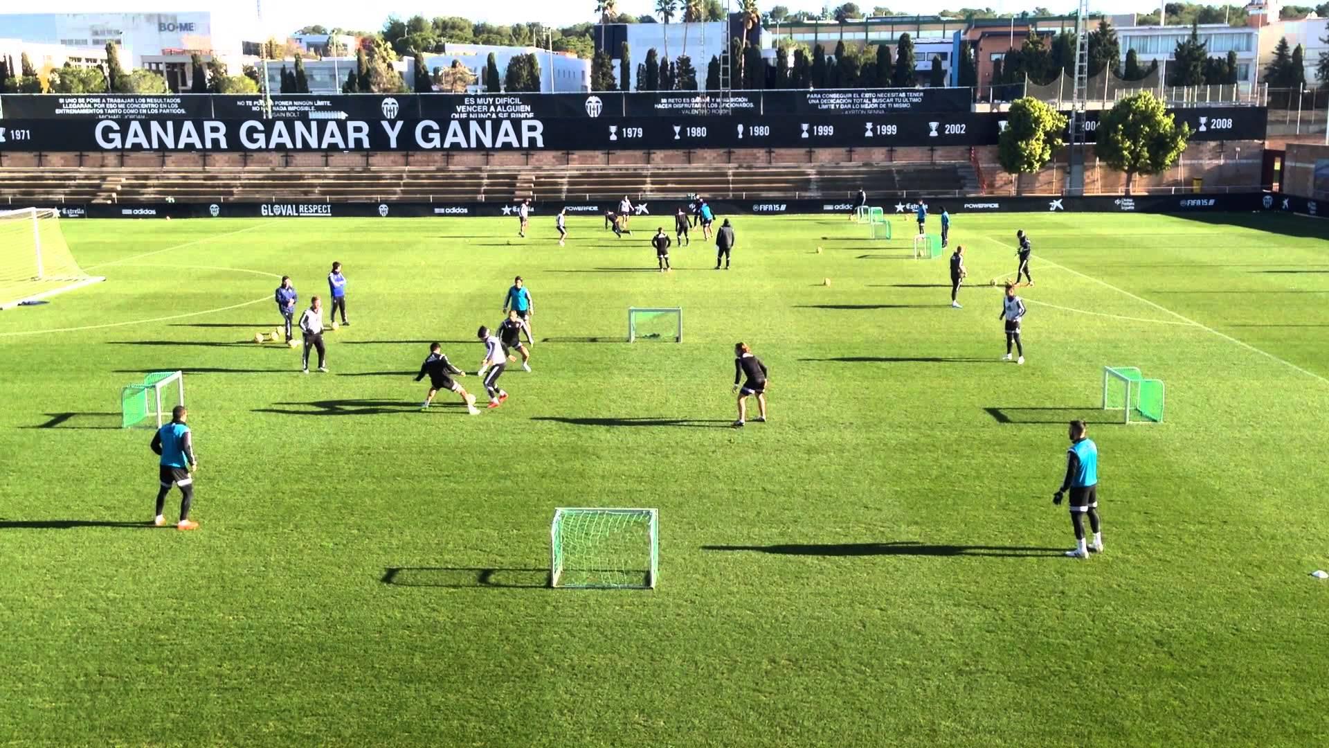 Valence CF serrer le jeu