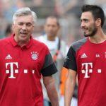 BAYERN MUNICH – Jouer dans le dos de la défense adverse par Carlo Ancelotti