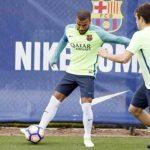 FC BARCELONE – Possession + recherche du 3ème homme + pressing à la perte du ballon