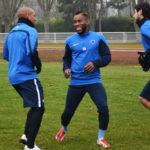 PARIS FC – Amélioration des relations offensives milieux de terrain – attaquants + replacement défensif à la perte du ballon