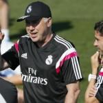 REAL MADRID – Jeu tactique pour entrainer la contre – attaque par Carlo Ancelotti