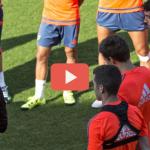 VIDEO VALENCE CF – Attaquer une défense désorganisée ou agir à la perte du ballon