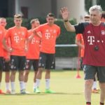 BAYERN MUNICH – Jeu de progression collective ( 8 contre 8 + 1) par Carlo Ancelotti