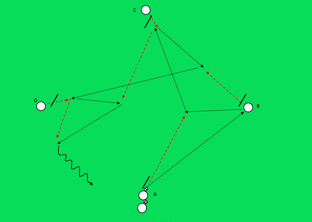 exercice technique pour apprendre à combiner