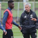 MANCHESTER UNITED – Se replacer en barrage pour défendre en 1 contre 1 par José Mourinho