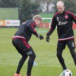 AJAX AMSTERDAM – Jeu de position en 3 contre 3 + 2
