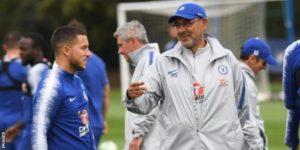 CHELSEA FC – Recherche du 3ème homme par Maurizio Sarri