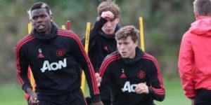 Manchester United – De la récupération du ballon à l'attaque rapide