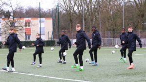 SenseBall – L'étoile naissante de l'entrainement de football