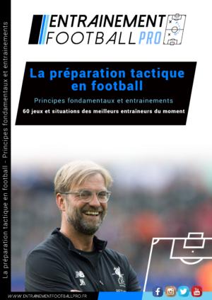 La préparation tactique en football – Principes fondamentaux et entrainements